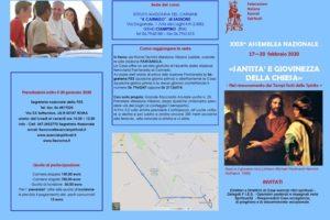 Calendario Esercizi Spirituali 2020.Federazione Italiana Esercizi Spirituali Fies
